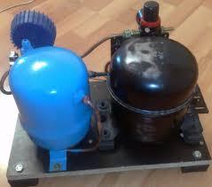 diy air compressor 3 diy small air compressor with active cooling