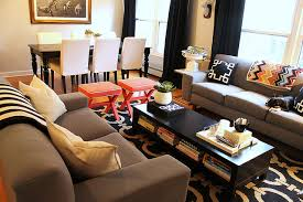 pinterest small living room dining room combo