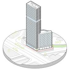 architectural drawings of skyscrapers. The Collective By PLP Architecture Architectural Drawings Of Skyscrapers