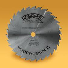 forrest blades. woodworker ii - ripping saw blade for table saws forrest blades t