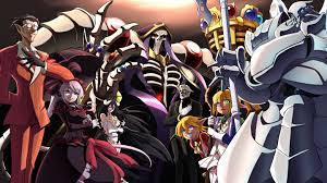 Overlord Anime Wallpapers - Top Free ...