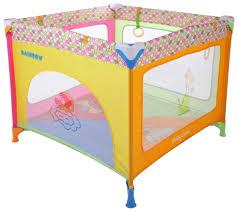 Купить <b>Манеж Baby Care</b> Rainbow разноцветный по низкой цене ...
