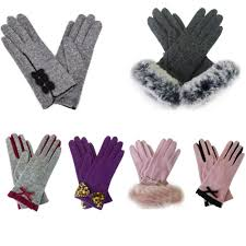 Designer Gloves Details About New Womens Designer Style Wool Gloves Ladies Winter Gloves Free Uk Delivery