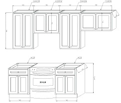 Standard Kitchen Cabinet Height Awesomeinterior Co