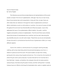 essay about globalisation co essay about globalisation