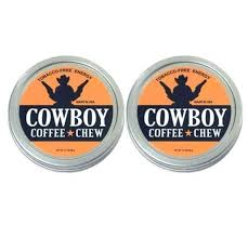 It's been chewed by the inventor for years, who developed while others find that cowboy coffee chew tastes so good, they just eat it up and enjoy the rush!! Cowboy Coffee Chew 2 Pack