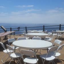 table als 60 round table wedding party tables los angeles ca big blue sky party als event als in los angeles ca