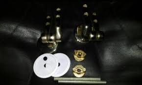 gold toilet seat hinges. gold finish metal toilet seat hinge fixing adjustable hinges