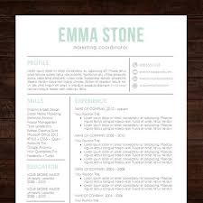 Creative Resume Templates For Mac Interesting Creative Resume Templates For Mac Amyparkus