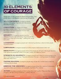 elements of courage