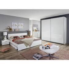 Schlafzimmer Komplett Weiß Hochglanz 214717901