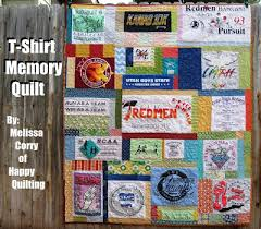 Happy Quilting: T-Shirt Quilt Kit Winners & It has quickly become a favorite around the house :) And now, I need to  pick 2 winners for the T-Shirt Quilt Kit :) Adamdwight.com