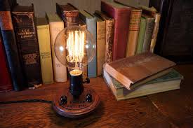 edison bulb desk lamp ideas