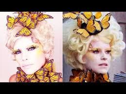 amazing effie trinket erfly makeup tutorial you