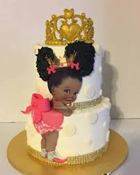 Royal Princess Baby Shower Cake And Sweets Treats And Creations