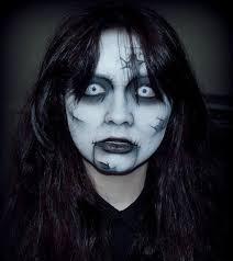 scary makeup photo 1