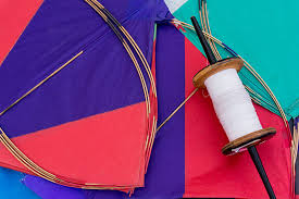 How To Make An Easy Kite With Paper And Sticks