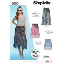 Simplicity Skirt Patterns Stunning Skirts Pants