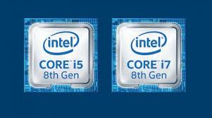 Intel Laptop Cpu Chart Laptop Processor Comparison Intel Core I5 Vs I7 8th Gen