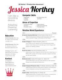 Resume Social Media Resume Examples
