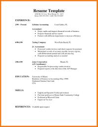 Example First Job Resume Filename Imzadi Fragrances