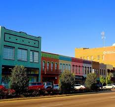 historic downtown district of columbus mississippi boasts blocks of specialty s restaurants and