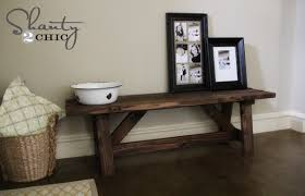 DIY: How to Build a Rustic Bench