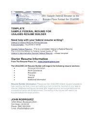 Resume Generator Free Resume Job Resume Generator 7
