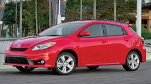 Toyota Matrix - Car News and Reviews | Autoweek