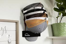 baseball hat rack wall mount off 63