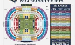 39 Veritable Rams Virtual Seating Chart