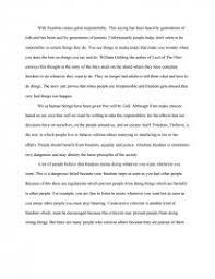 dom and responsibility essay similar essays