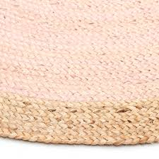 pink round rug nursery hot area pale natural jute circular rugs full size pastel purple next mats persian runner green carpet beach house decorating ideas