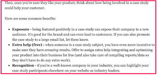 Why You Need To Create Case Studies A Data Driven Answer