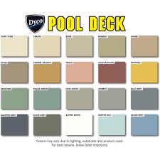 Dyco Paints Pool Deck 5 Gal 9050 Tint Base Low Sheen