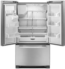 whirlpool gold french door refrigerator. whirlpool gold resource saver gi6fdrxxy - interior view french door refrigerator