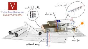 Drawings Site Architect Engineering Plans Copyright Law Vondran Legal