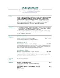 Federal Resume Template Word New Here Are Format Samples Of ...