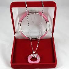 lhx54016 beautiful natural stone pink silver dragon pendant jewellery