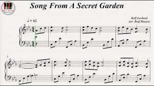 song from a secret garden rolf