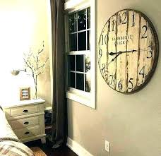 s vintage looking wall clocks extra large uk llections