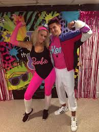 Hochwertig Barbie And Ken Workout Costume