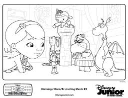 Free Doc Mcstuffins Coloring Pages Doctor Coloring Pages Doc