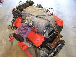91' 454 Chevy Truck engine - Third Generation F-Body Message Boards