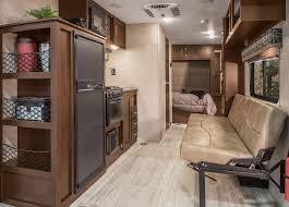 2017 kz rv sportster 190th travel trailer toy hauler sofa