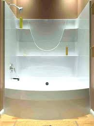 home depot shower tub combo one piece bathtub shower combo shower tub combo home depot one