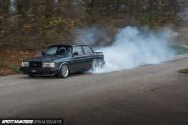 turbo bricking it br riding in a 740hp volvo