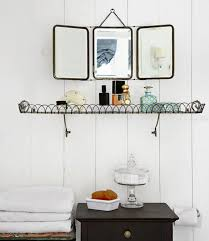 Wire Floating Shelves