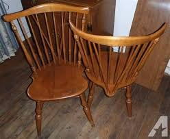 88 ethan allen dining room chairs