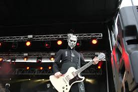 nameless ghoul earth. a nameless ghoul from ghost at the rock n derby \u2013 2016. photo by emily strigl. earth